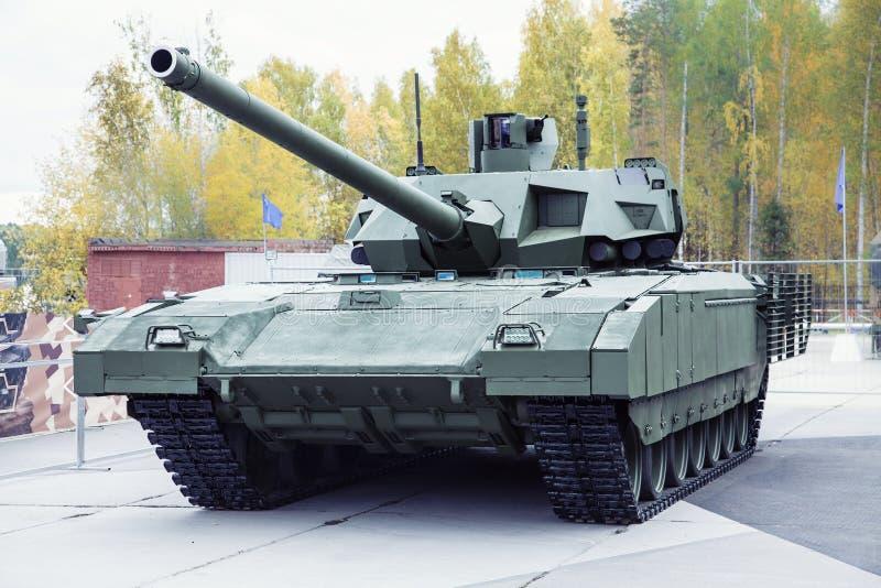 Carro armato del Russo di T-14 Armata immagini stock