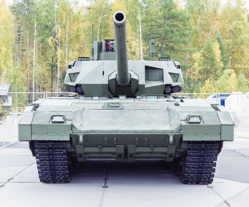 Carro armato del Russo di T-14 Armata fotografia stock libera da diritti