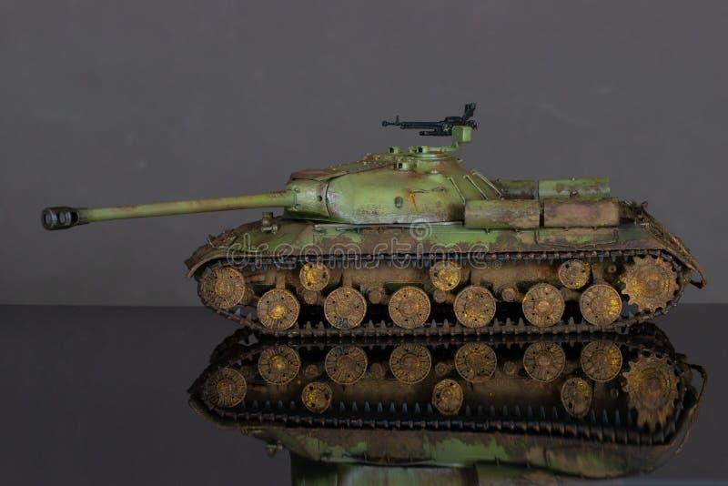 Carro armato di guerra IS-3 fotografia stock libera da diritti