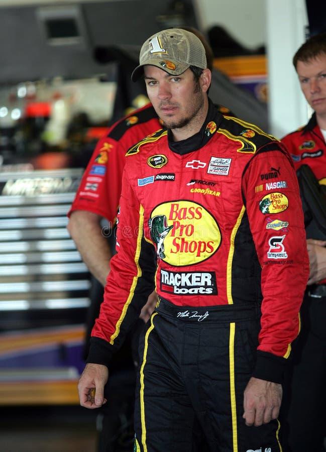 Carro baixo do Impala de Chevy das lojas de #1 do Jr Campeão de NASCAR fotos de stock