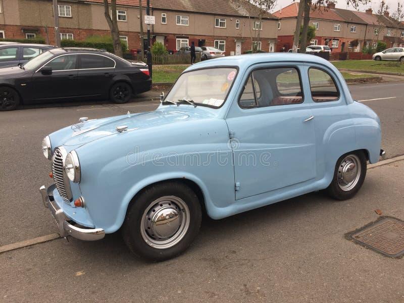 Carro britânico clássico fotos de stock