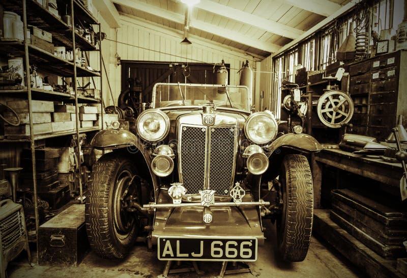 Carro Collectible fotografia de stock royalty free