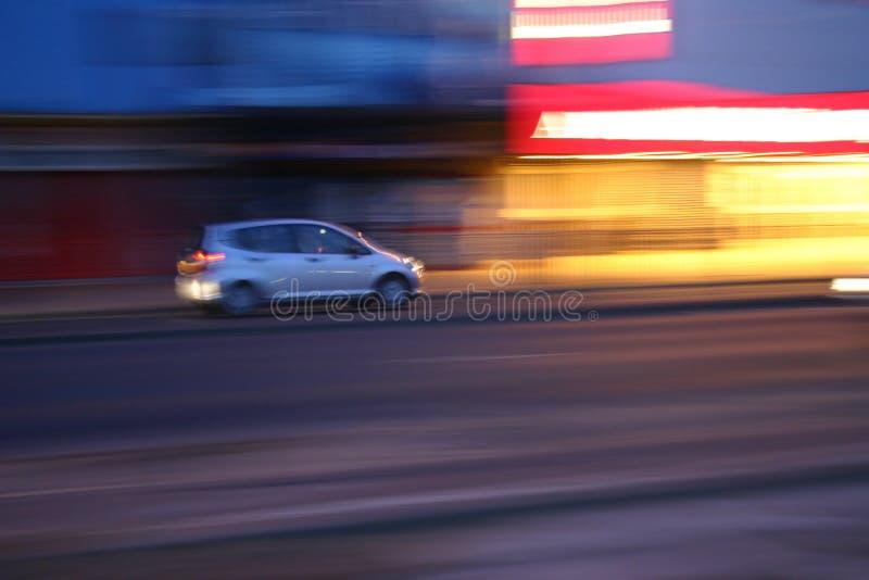 Download Carro da filtração foto de stock. Imagem de viagem, borrão - 527188