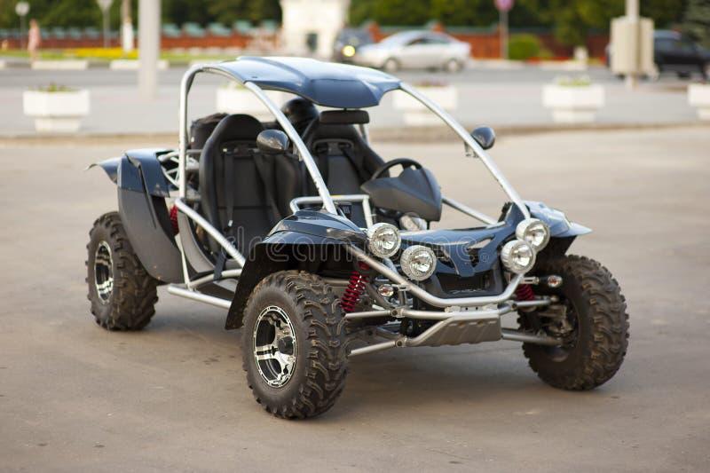 Carro de ATV fotos de stock royalty free