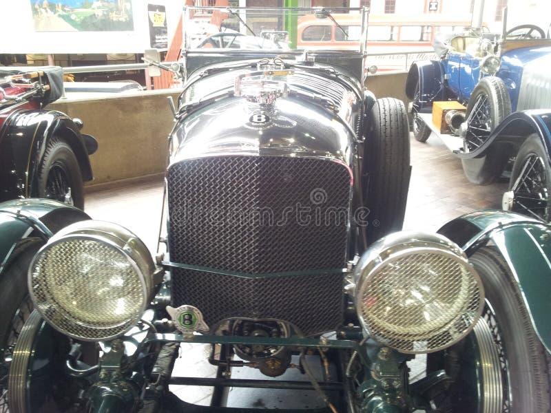 Carro de Bentley fotografia de stock