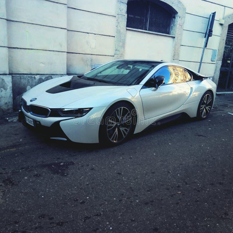 Carro de BMW imagens de stock royalty free