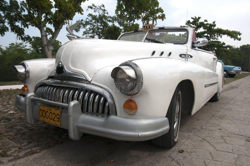 Carro de Buick oito do cubano imagem de stock royalty free