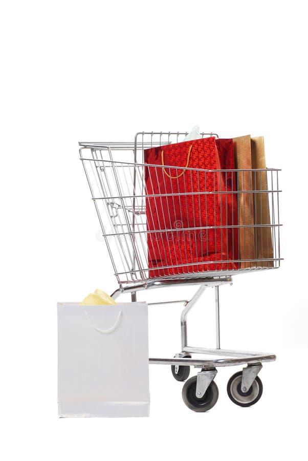 Download Carro de compras foto de archivo. Imagen de ruedas, retail - 7151262