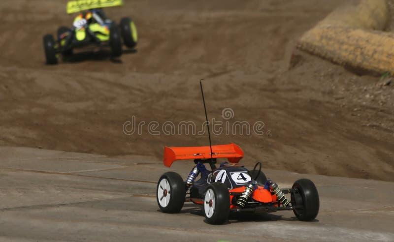 Carro de corridas de Rc foto de stock royalty free