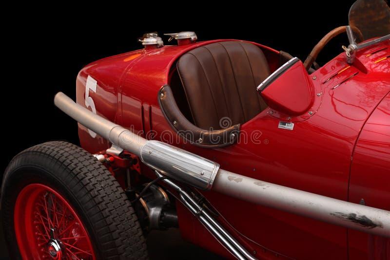 Carro de corridas de Romeo Tipo B P3 do alfa de Ferrari imagem de stock