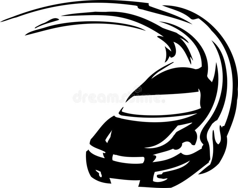Carro de corridas - ilustração do vetor ilustração do vetor