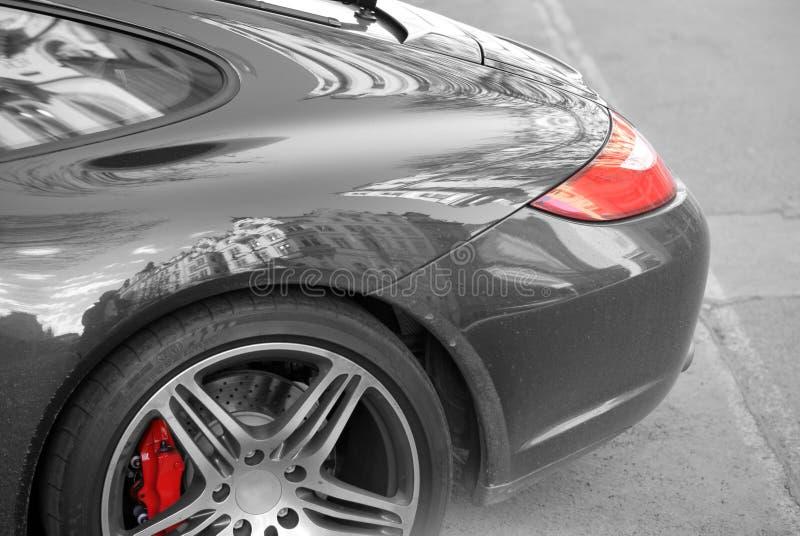 Carro de esportes. imagens de stock