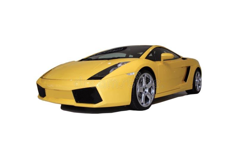 Carro de esportes imagem de stock royalty free