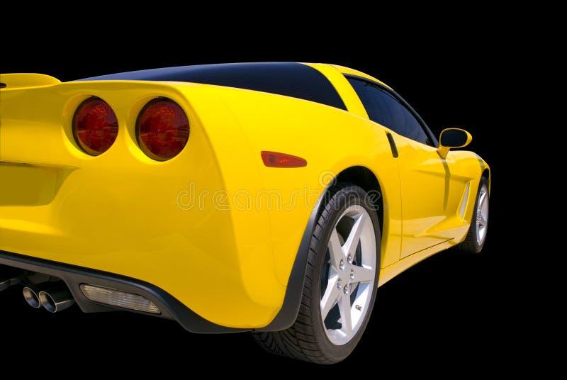 Carro de esportes foto de stock royalty free