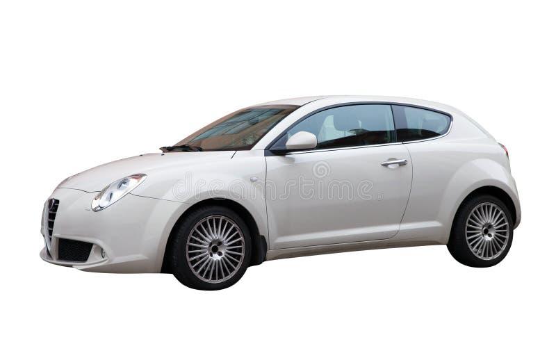 Carro de esportes de Alfa Romeo imagem de stock
