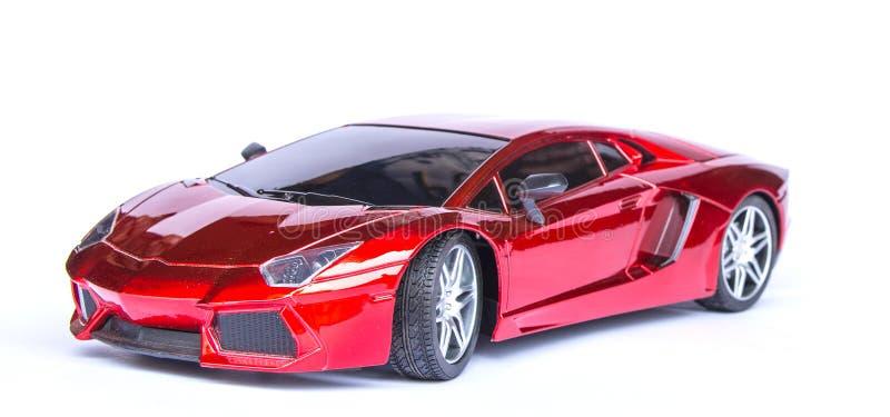 Carro de esportes de Lamborghini fotografia de stock
