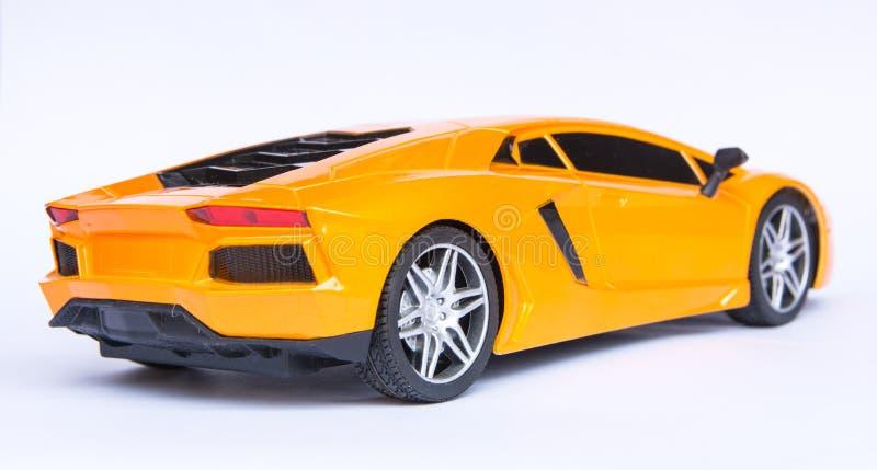 Carro de esportes de Lamborghini fotos de stock royalty free