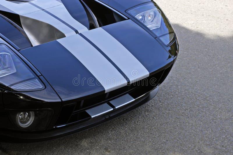 Carro de esportes exótico americano foto de stock royalty free
