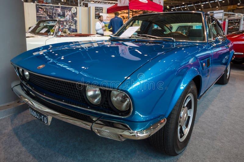 Carro de esportes Fiat Dino 2400 Cupê, 1971 imagem de stock royalty free
