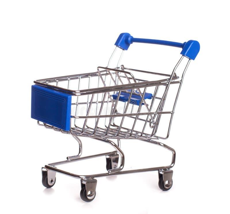Carro de la compra - imagen común fotos de archivo