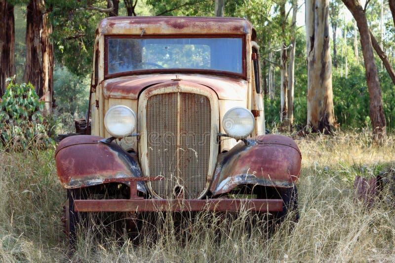 Carro de la vendimia fotografía de archivo