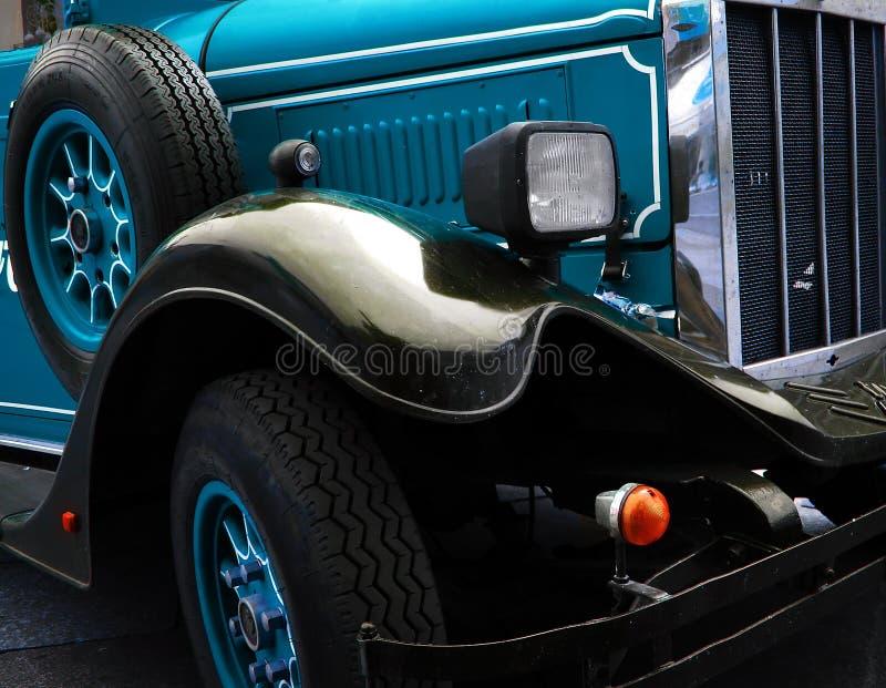 Carro de la vendimia foto de archivo libre de regalías