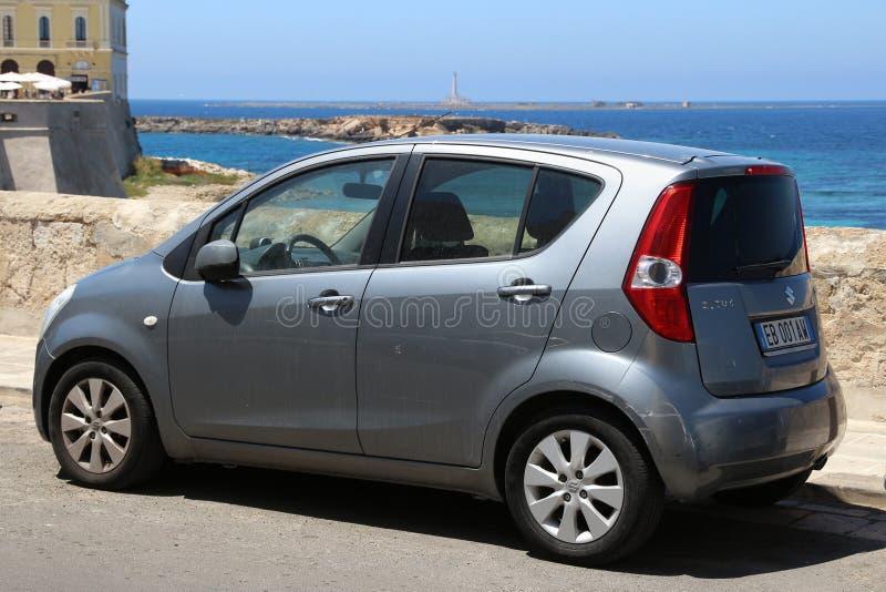 Carro de Suzuki imagens de stock