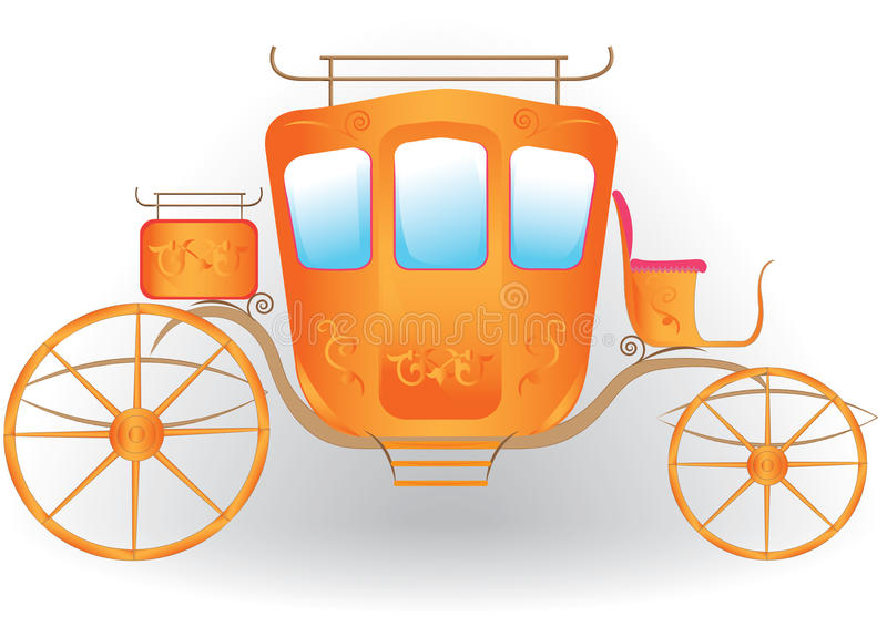 Carro del caballo libre illustration