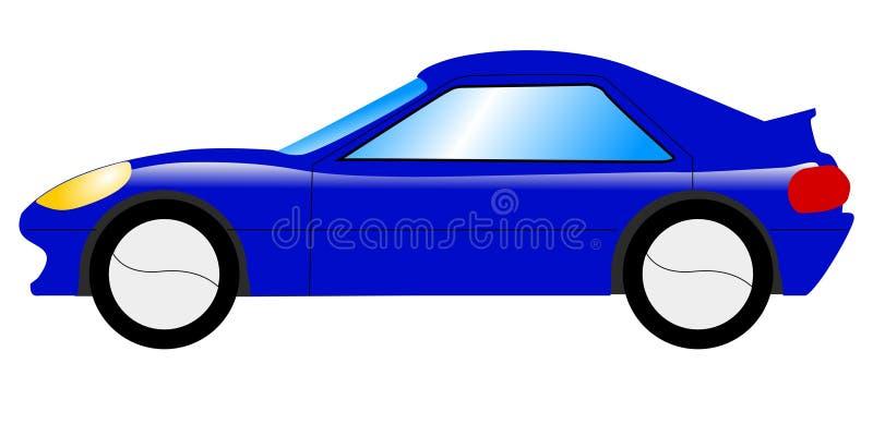 Download Carro desportivo ilustração do vetor. Ilustração de ilustrado - 12803561