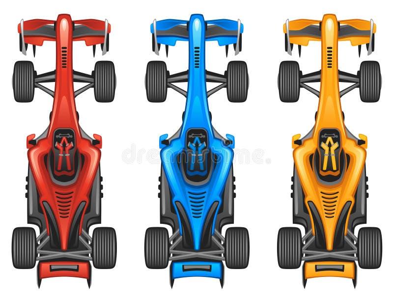 Carro desportivo ilustração do vetor