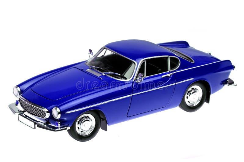 Carro do brinquedo do vintage foto de stock