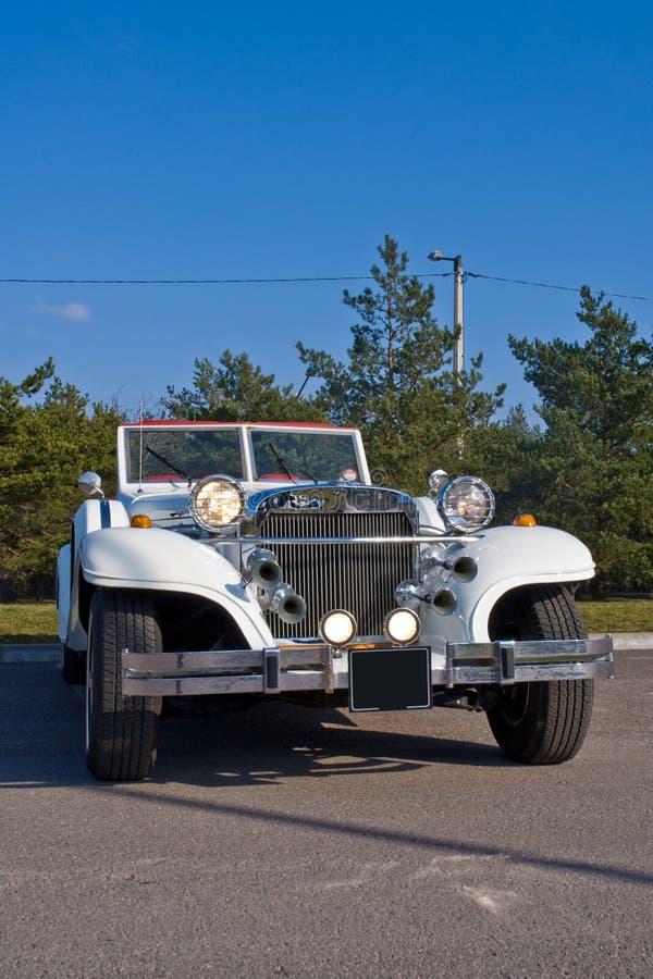 Carro do cabrio de Excalibur imagens de stock royalty free