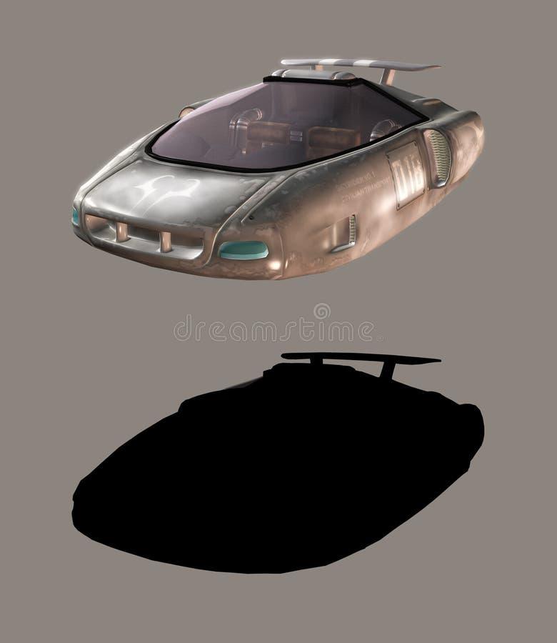 Carro do espaço