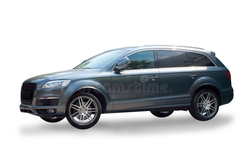 Carro do esporte SUV fotografia de stock royalty free