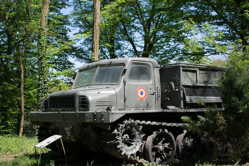 Carro do exército imagens de stock royalty free