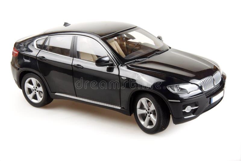 Carro do suv de BMW foto de stock
