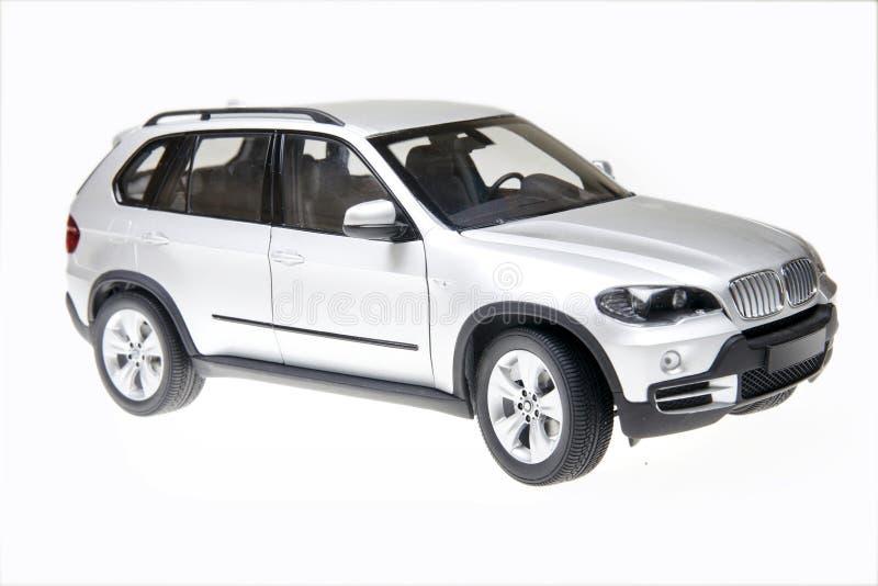 Carro do suv de BMW imagem de stock