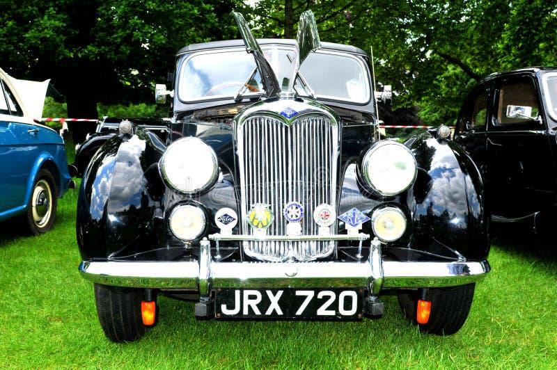 Carro do vintage de Riley fotos de stock