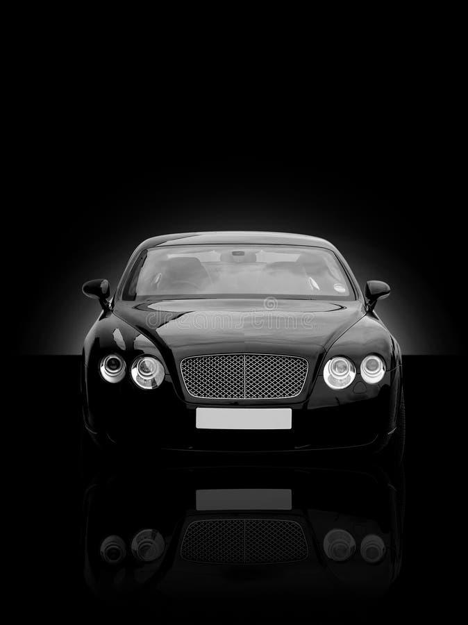 Carro executivo foto de stock royalty free