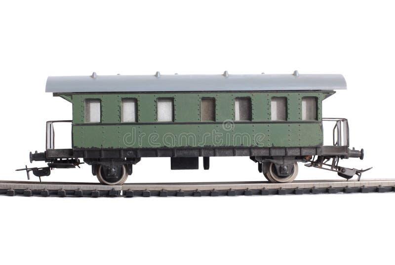 Carro ferroviario cuatro foto de archivo libre de regalías