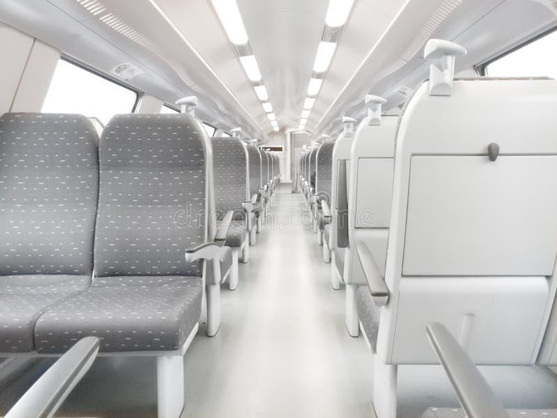 Carro ferroviario moderno imágenes de archivo libres de regalías
