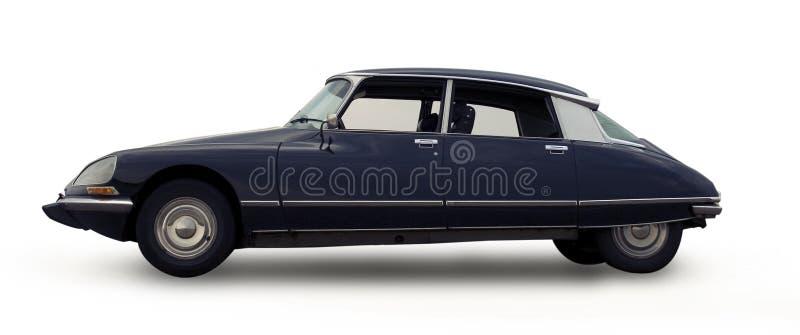 Carro francês clássico fotografia de stock