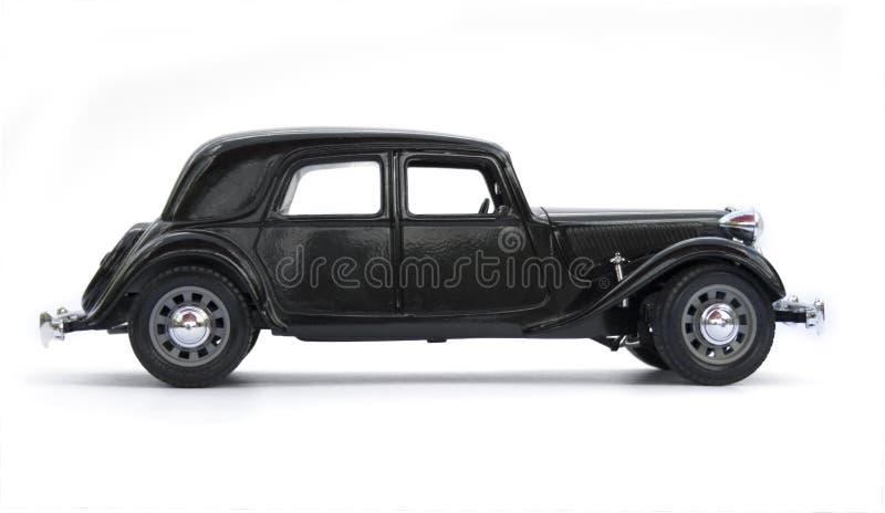 Carro francês clássico imagem de stock