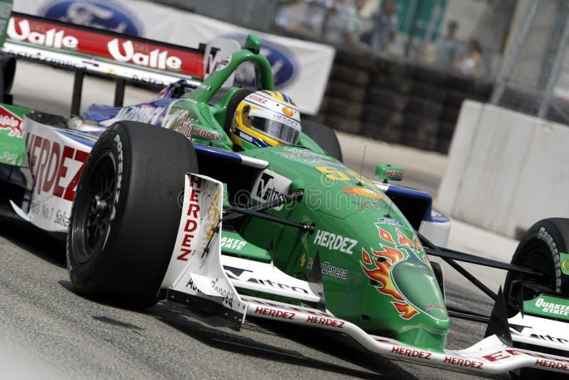 CARRO 2003 Grand Prix Americas foto de stock