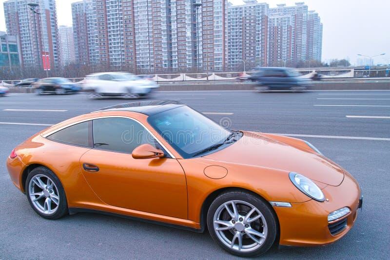 Carro luxuoso fotos de stock royalty free