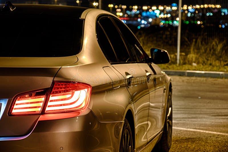 Carro luxuoso fotos de stock
