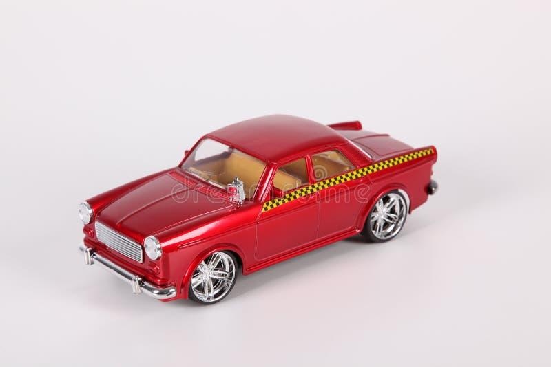 Carro modelo fotografia de stock