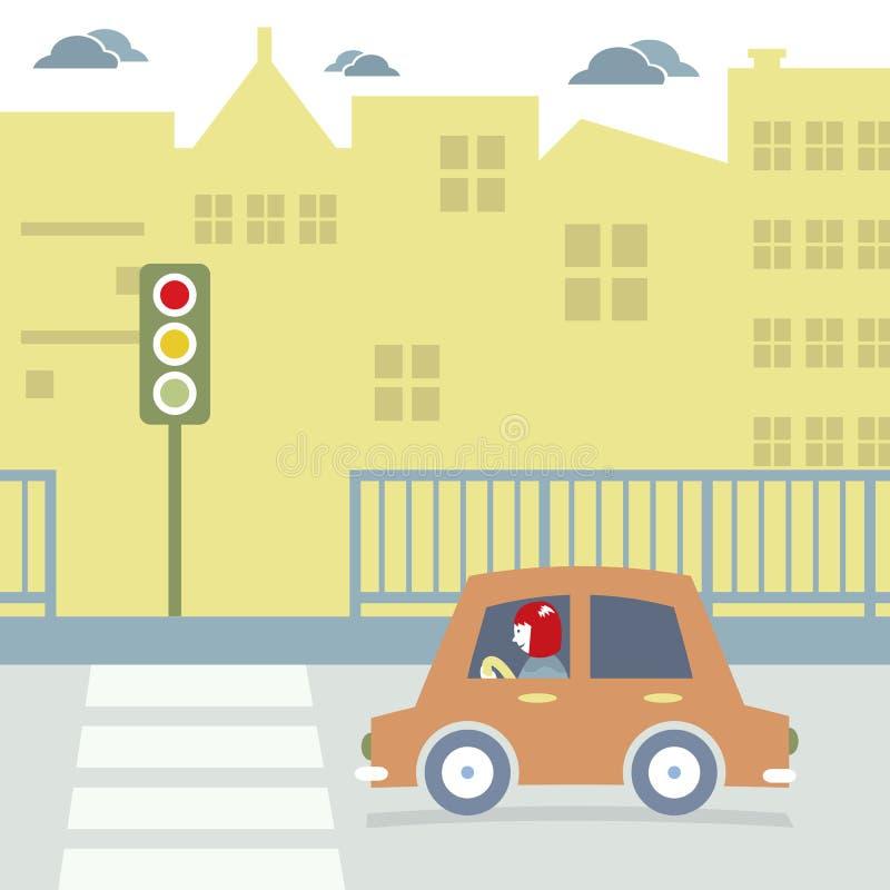 (R&U) [HeWay Administrative] Como manusear os veículos da empresa. Carro-parado-na-faixa-de-travessia-45283443
