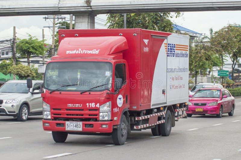 Carro postal Tailândia imagem de stock royalty free