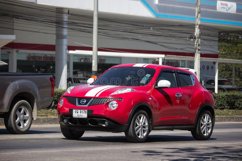 Carro privado, Nissan Juke fotos de stock